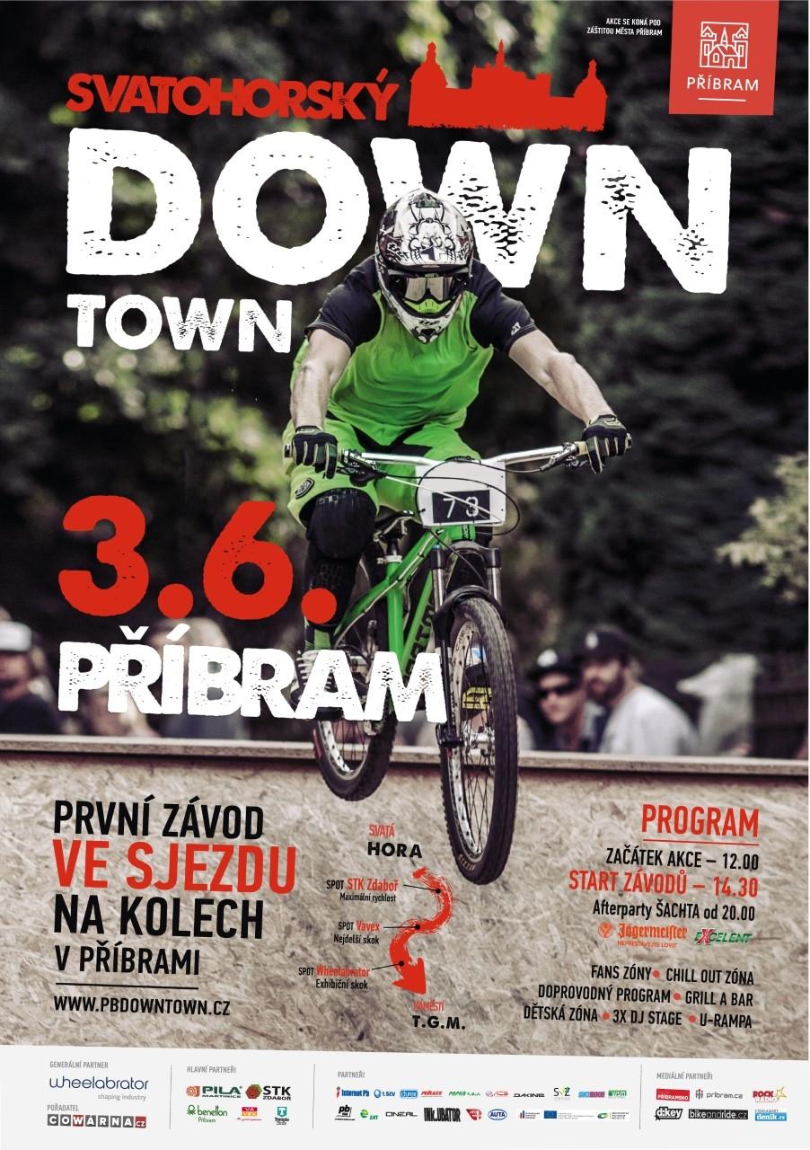Svatohorský Downtown se blíží