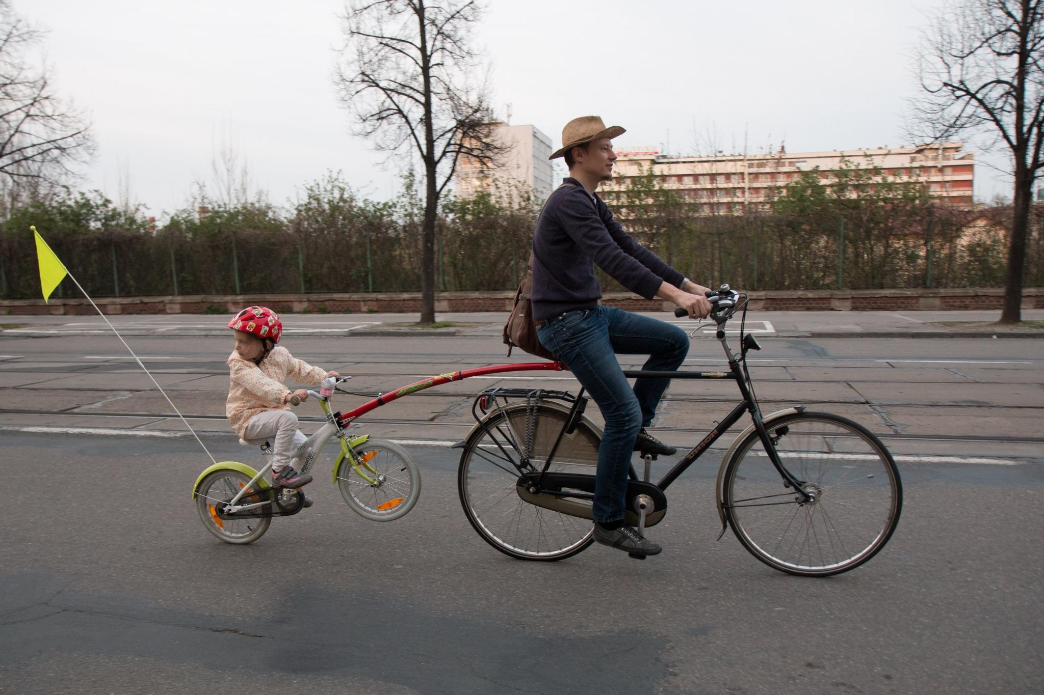 """V květnu jezdí celé Česko """"Do práce na kole"""""""