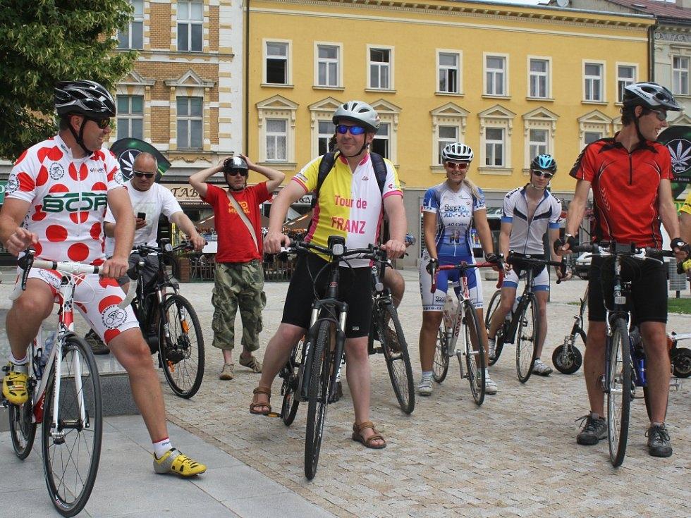 Tour de Franz 2017 zamíří do Krakova