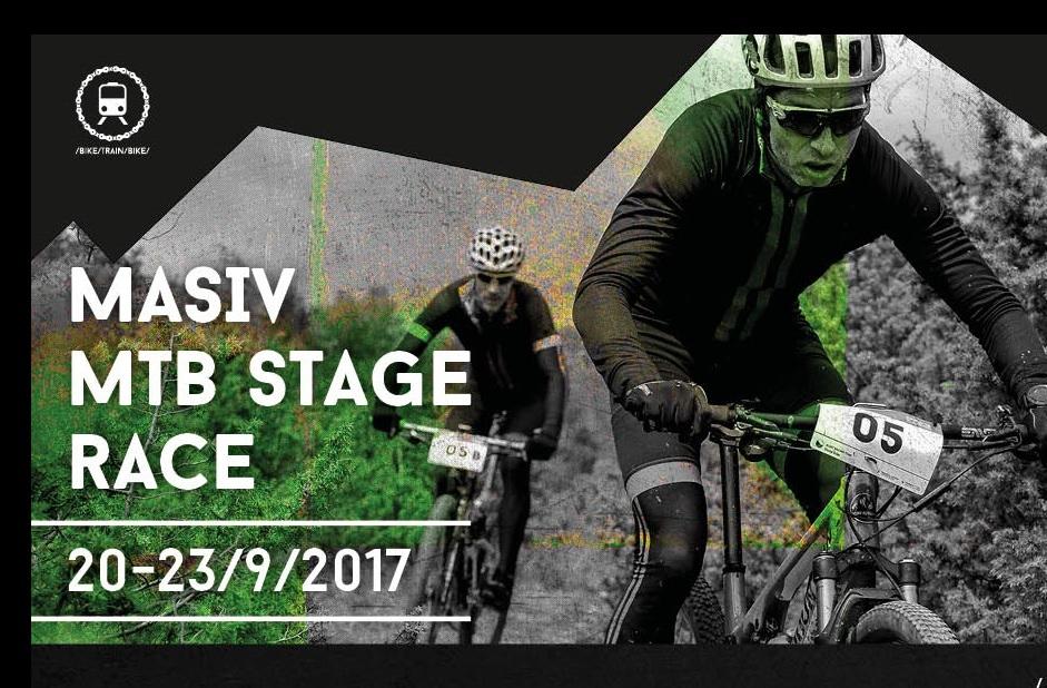 Cape Epic po Česku: Nový MTB etapový závod dvojic Masiv