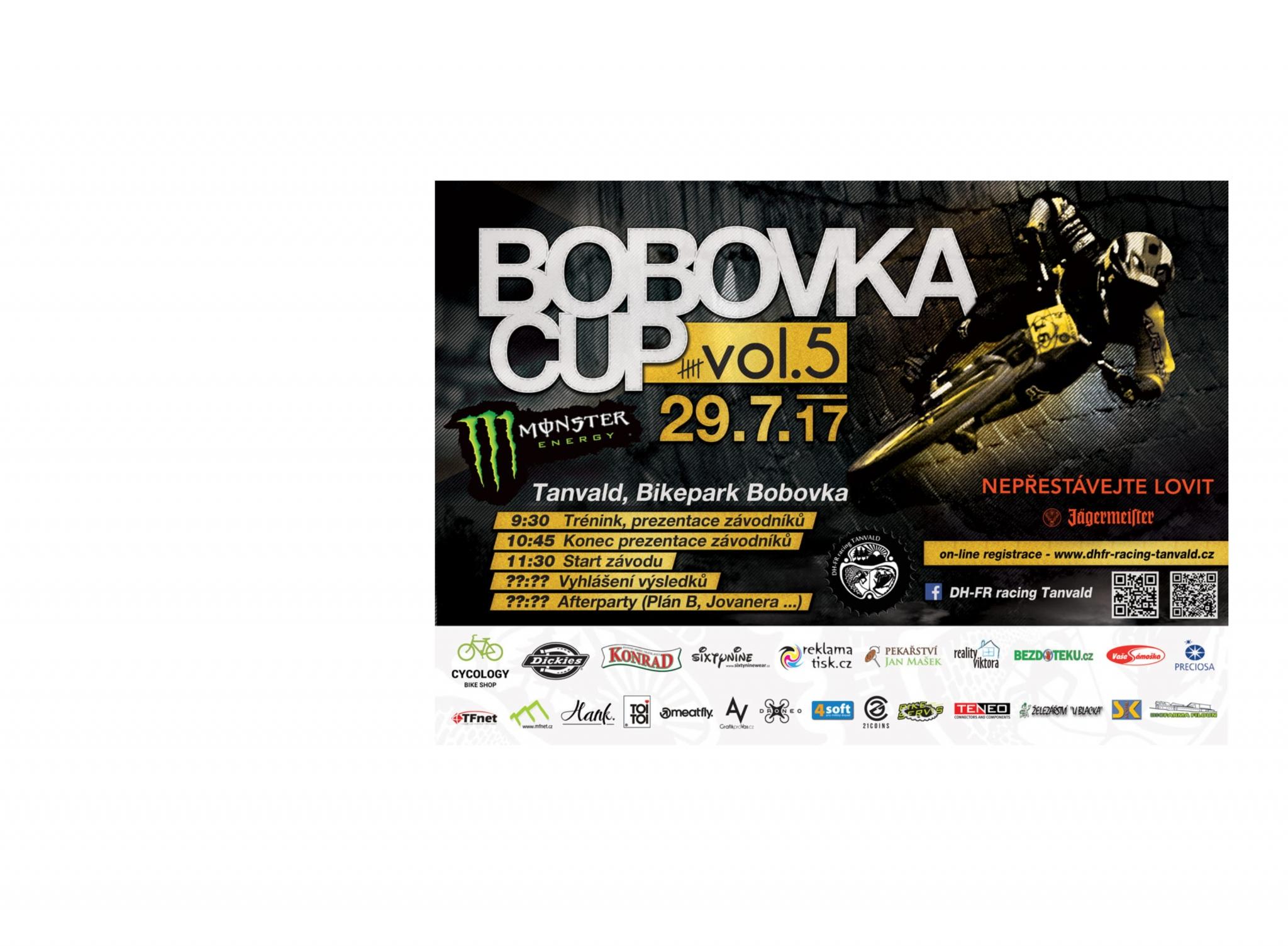 Bobovka Cup – náhradní trenky s sebou!