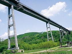 Bývalý Železniční most – Ivančický viadukt