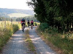Většina cesty vede v těsné blízkosti řeky po krásných a technických stezkách. Pár stovek metrů po uježděných cestách je pak příjemným odpočinkem před dalším mlsáním