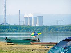 Přehrada Nechranice nepatří k nejmalebnějším vodním plochám v Česku.