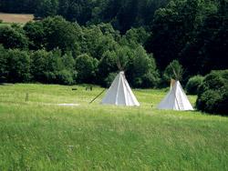 Prázdninová idylka nedaleko Lučkovic