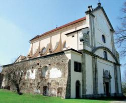 Kostel v Klášteře