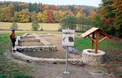 Zaniklá obec Bystřec