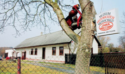 V Rabakově stojí za to udělat si zastávku na prohlídku muzea motocyklových veteránů