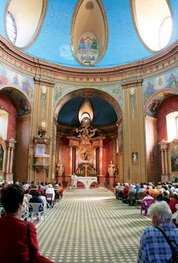 Katedrála na Hostýně