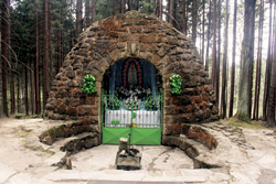 Kaple v Hrčavě
