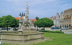 Povinná turistická atrakce – náměstí v Telči