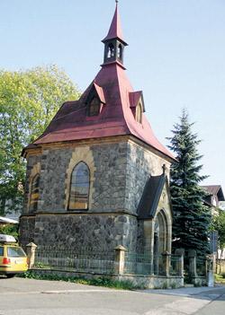 Zvonice v Harrachově