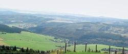 Panorama Fichtelberg