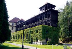 Sanatorium u Jevíčka