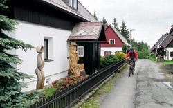 Vesnička Luž a její lidová architektura