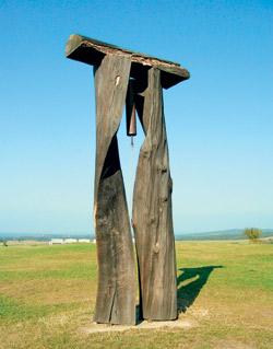 Zvonice na vyhlídce