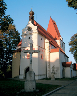 Farní kostel Horní Stropnic