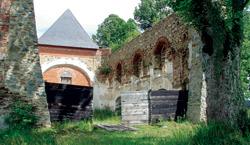 Kostel v Pohoří na Šumavě