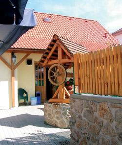 Útulná restaurace v Albrechticích