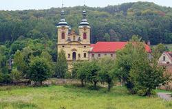 Klášterní kostel v Ročově