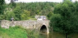 Rabštejnský most přes Střelu