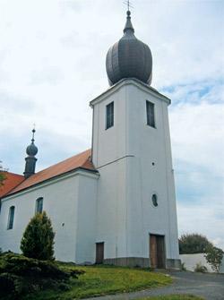Kostel – Starý Rož mitál
