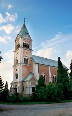 Kostel v Bílém Potoku
