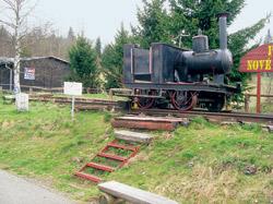 Nejkratší mezinárodní železnice v Novém údolí